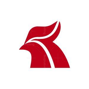 Brave Rooster Logo