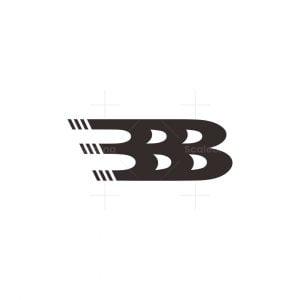 Speedy B Or Bb Or Bbb Logo