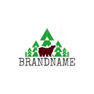 The Lone Bear Logo