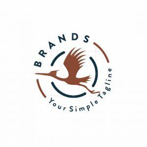 Flying Stork Logo