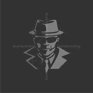 Secret Agent Logo