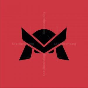 Simple Samurai Logo