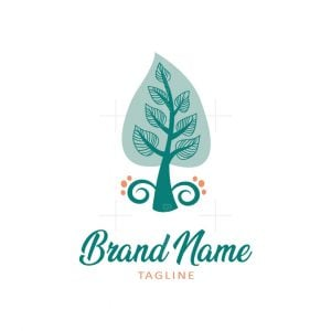 Tree Design Logo