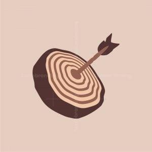 Wood Target Logo