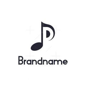 Music Tone D Logo