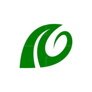 Leaf R And G Logo