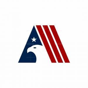 A Eagle Logo