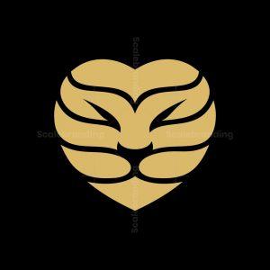Love Lion Logo