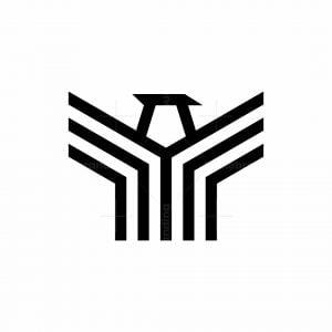 Eagle Monoline Logo