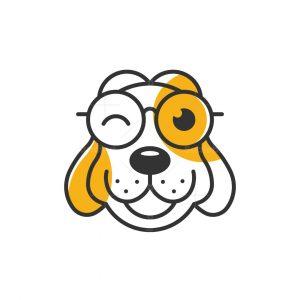 Dog Nerd Logo