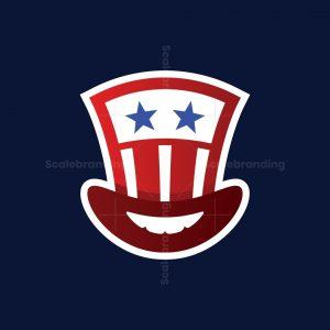 Smile Red Hat Logo
