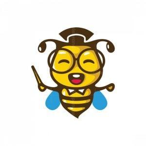 Bee Teacher Logo