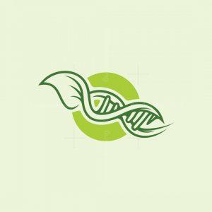 Science Leaf Logo