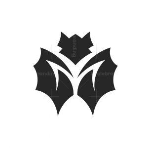M Bat Logo