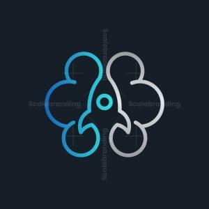 Brain Rocket Logo