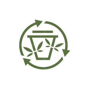 Green Bubble Cup Logo