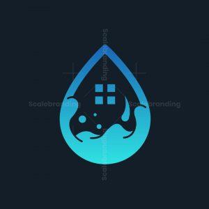 Water House Logo