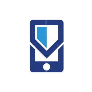 Phone Shield Logo