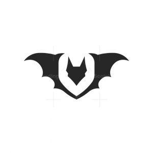 Bat Shield Logo