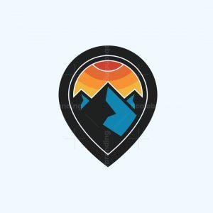Peaks Location Logo