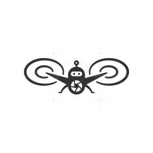 Drone Bot Logo