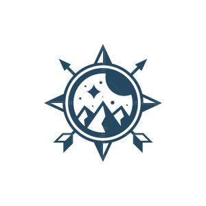 Mountain Compass Logo