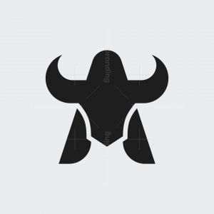 A Bull Logo