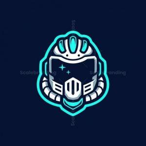Astronaut Esport Mascot Logo