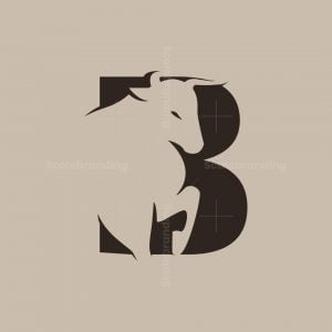 Bull B Logo