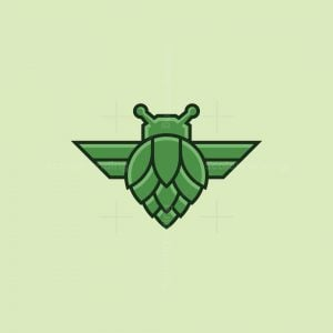 Bee Hop Logo