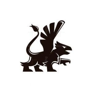 Black Griffin Logo