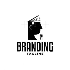 Book Head Logo