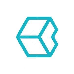 Boxtline B Letter Logo