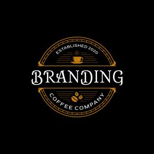 Coffee Vintage Logo