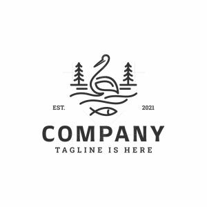 Lake Monoline Logo