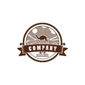 Camel Vintage Logo