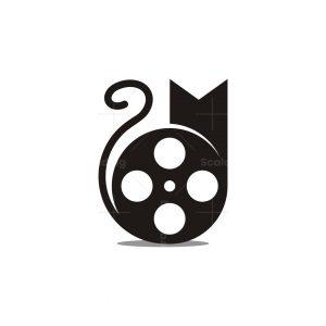 Cat Movie Logo