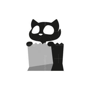 Cat In The Paper Bag Logo