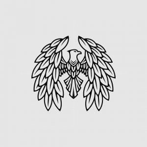 Valiant Eagle Logo