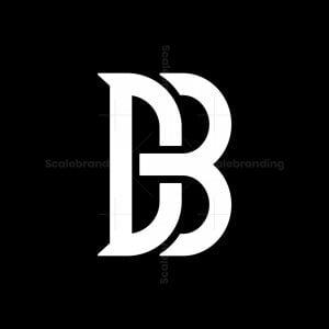 Db Or Bd Letter Logos