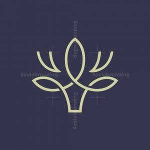 Deer Nature Logo