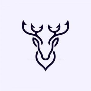 Deer Hook Logo