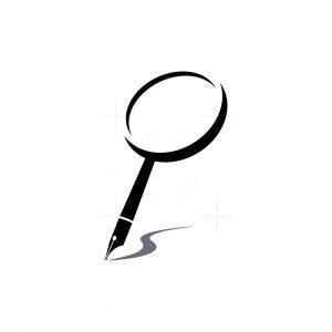 Detective Writer Logo