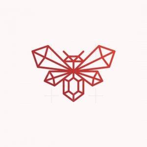 Diamond Bee Logo