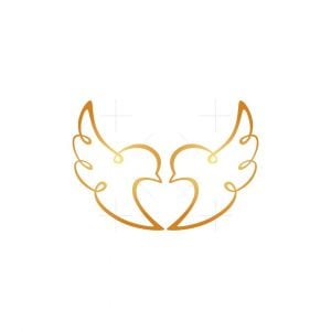 Dove Heart Logo