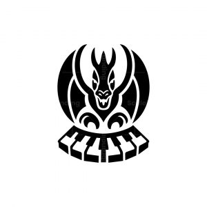Dragon Piano Logo