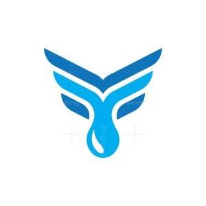 Drop Wing Logo