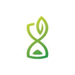 Eco Hourglass Logo