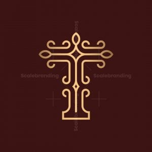 Elegant T Logo
