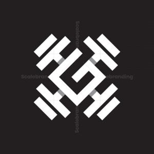 Letter G Gym Logo
